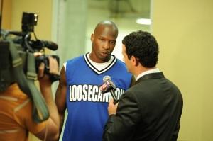 Loosecannon celebrity basketball